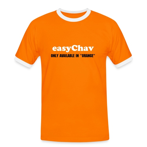EASYCHAV MENS - Men's Ringer Shirt