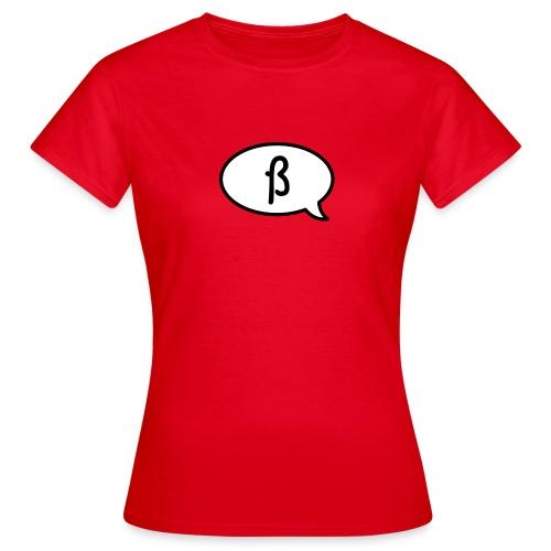 Esszett - Frauen T-Shirt
