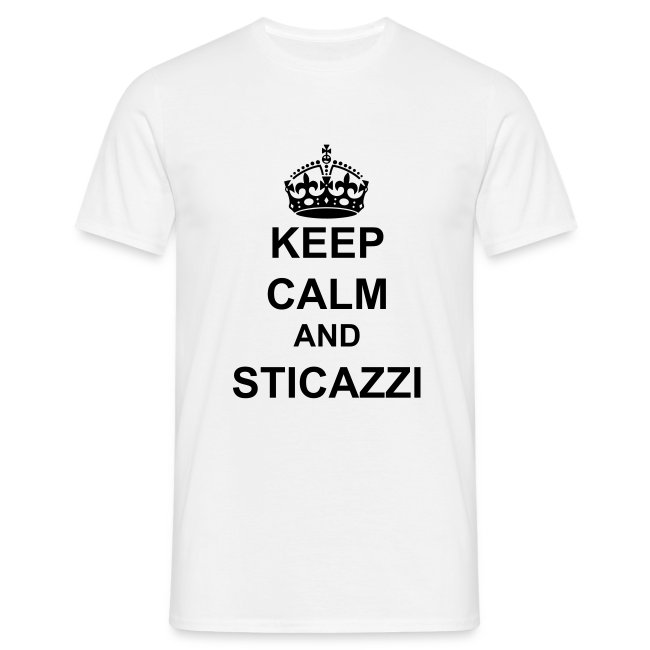 keepcalm and sticazzi
