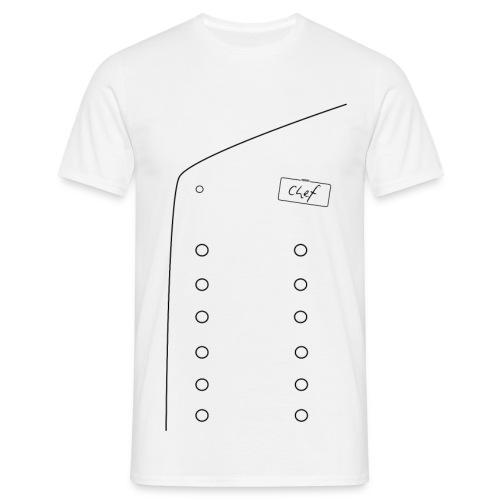 chef - Maglietta da uomo