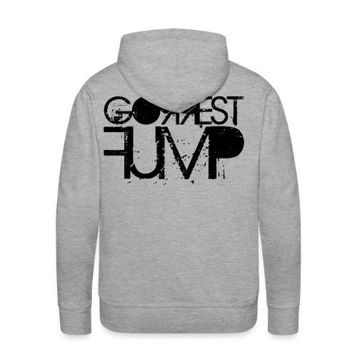 Gorrest Fump Hoodie Backlogo - Männer Premium Hoodie