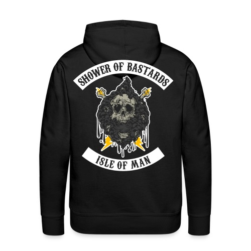 Member Hoodie - Ben - Men's Premium Hoodie