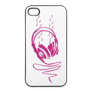 Let The Music Play - iPhone 4/4s Hard Case