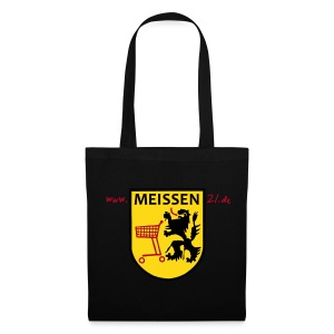 MEISSEN-SHOPPER - Stoffbeutel