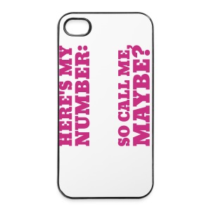 Call Me Maybe IPHONE case Pink - iPhone 4/4s Hard Case