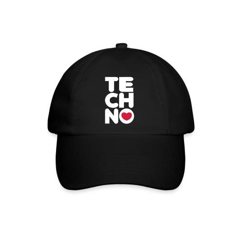 LOVE TECHNO - Baseball Cap
