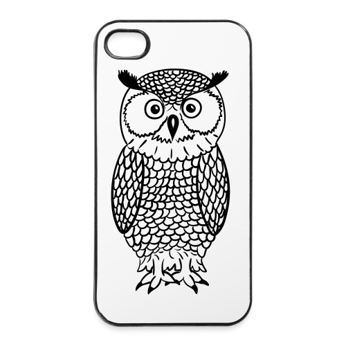 Uil - iPhone 4/4s hard case