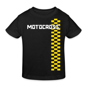 T shirt enfant motocross - T-shirt bio Enfant