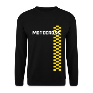 Pull homme motocross - Sweat-shirt Homme