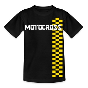 T shirt enfant motocross - T-shirt Enfant