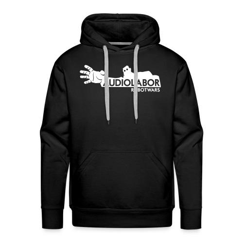 Audiolabor Robot Wars Mens Hoodie - Men's Premium Hoodie