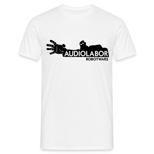 Audiolabor Robot Wars Mens Shirt - Men's T-Shirt