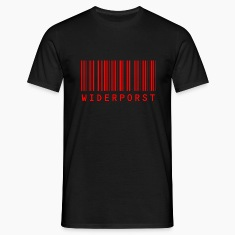 Widerporst Barcode (red print)