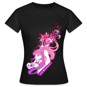 BANG! classic girl - Frauen T-Shirt