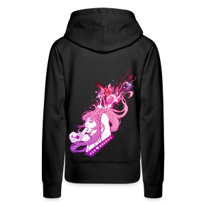 BANG! girl hoodie - Frauen Premium Hoodie
