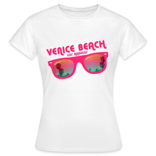 LOS ANGELES - T-shirt Femme