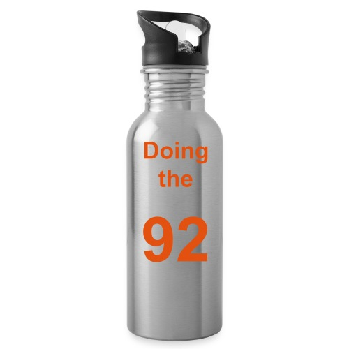 Doing the 92 water bottle - Water Bottle