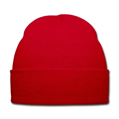 Wollmütze Rot - Wintermütze