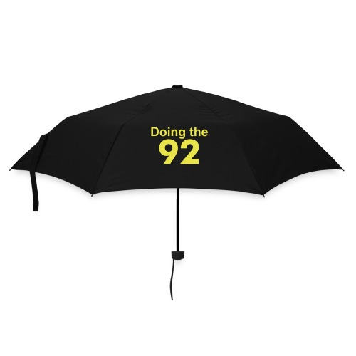 Doing the 92 Umbrella - Umbrella (small)