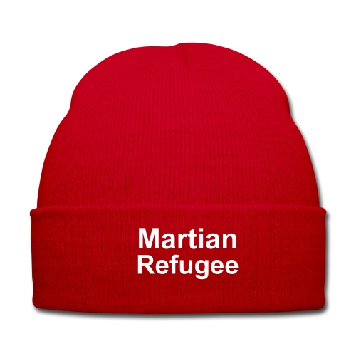 Martian Range - Winter Hat