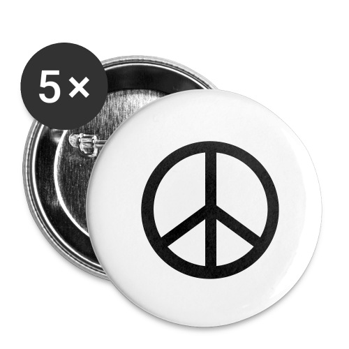j'aime mes parents - Badge petit 25 mm