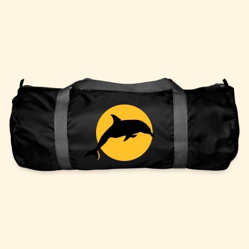 Sporttasche - springender Delphin - Sporttasche