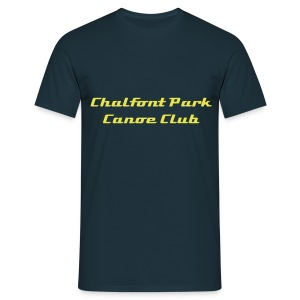 CPCC Front Only - Mens. - Men's T-Shirt