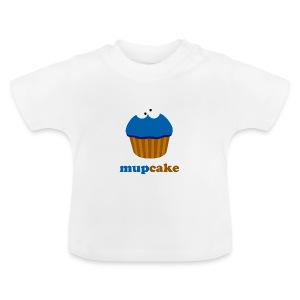 Mupcake Koekiemonster (baby) - Baby T-shirt