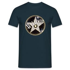 Hillywood Men - Mannen T-shirt