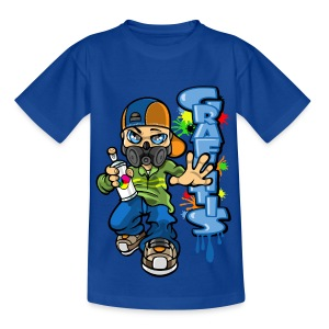Tee shirt Grafiti - T-shirt Ado