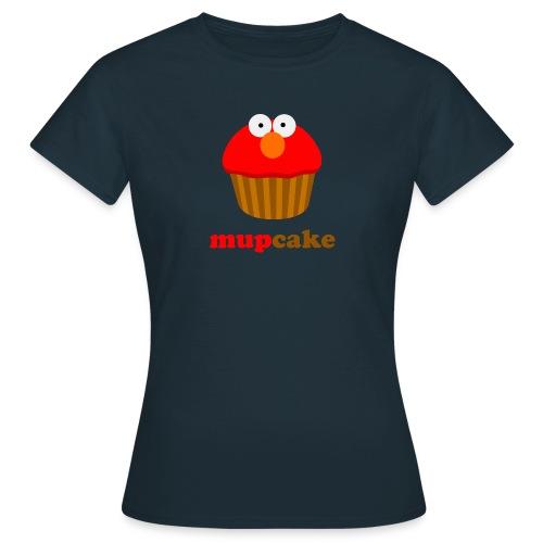 Mupcake Elmo (dames) - Vrouwen T-shirt