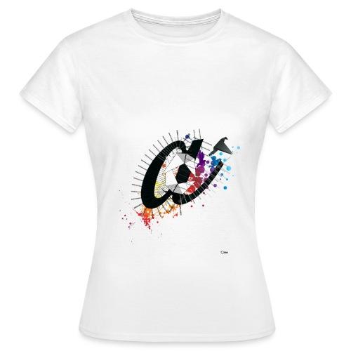 A-plane - T-shirt Femme