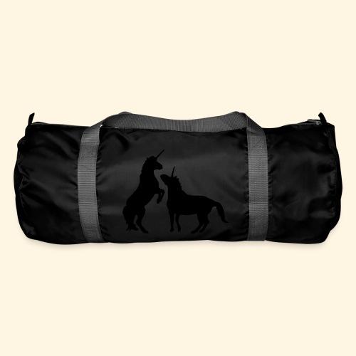Sporttasche - Einhörner - Sporttasche