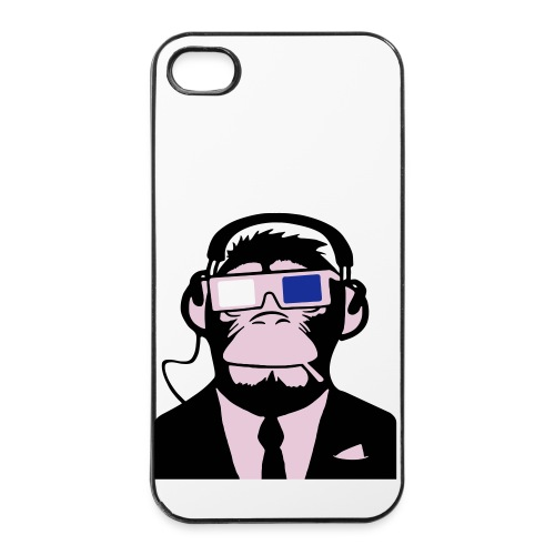 Aap Hoesje - iPhone 4/4s hard case