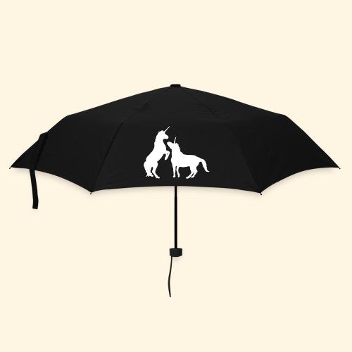 Regenschirm - Einhörner - Regenschirm (klein)