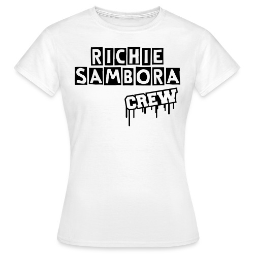 Richie Sambora Crew! - Women's T-Shirt