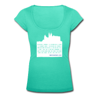 T-Shirts ~ Frauen T-Shirt mit U-Ausschnitt ~ M21-TShirt