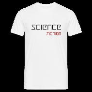 T-paidat ~ Miesten t-paita ~ Miesten (Science Fiction) T-paita