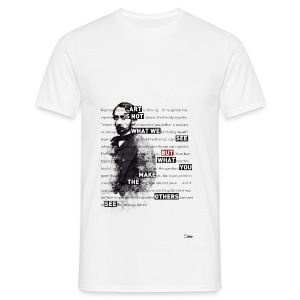 Art is.. - T-shirt Homme