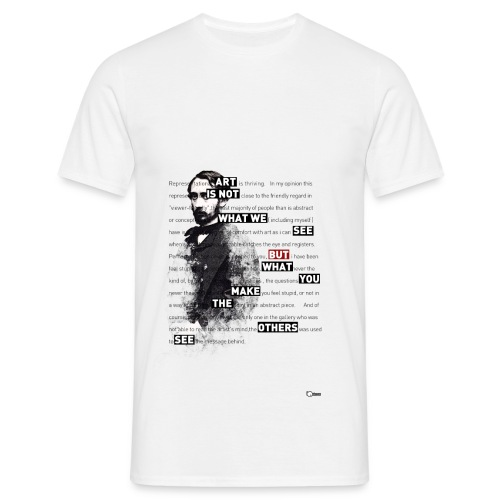 Art is.. - T-shirt Homme