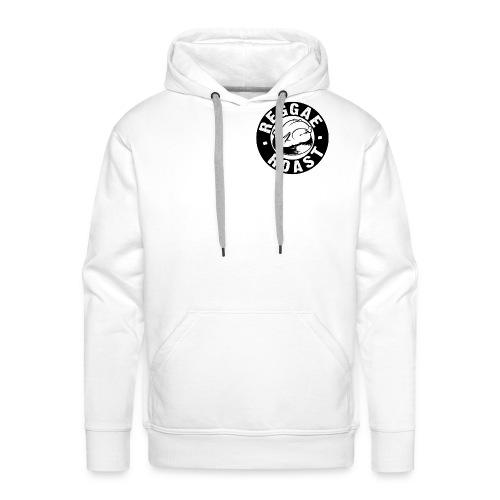Reggae Roast Small Logo Hood - Men's Premium Hoodie