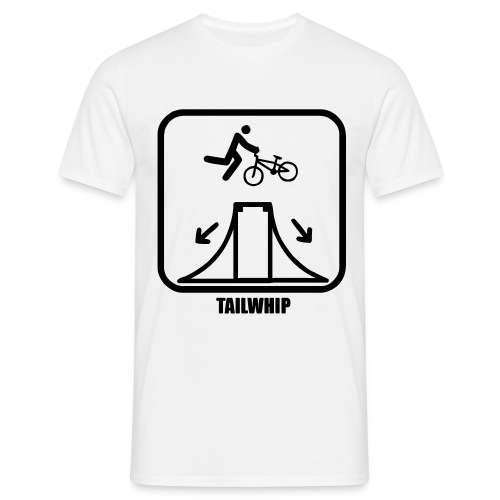 Tailwhilp - Männer T-Shirt