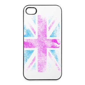 Union Jack Iphone Case - iPhone 4/4s Hard Case