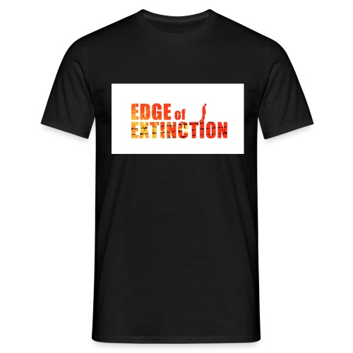 Edge of Extinction, Run, Hide, Cheat, Kill, Betray, Survive. - Men's T-Shirt