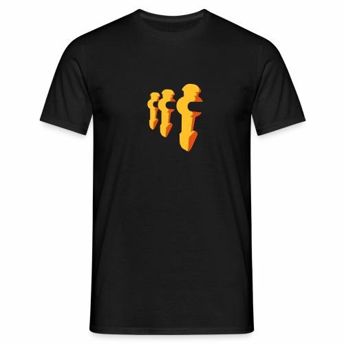 Kickerspieler - Männer T-Shirt