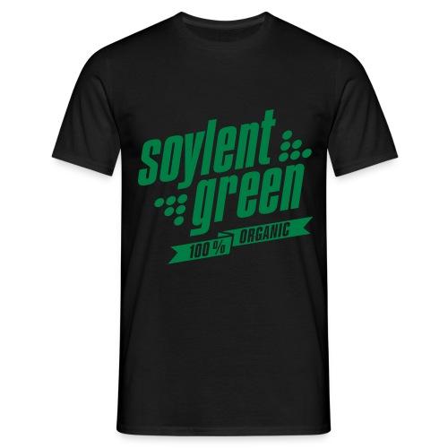 GREEN - Men's T-Shirt