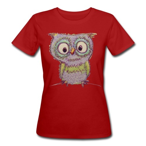 UHU huhu - Frauen Bio-T-Shirt