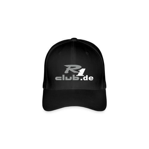 R1club-Cap silber - Flexfit Baseballkappe