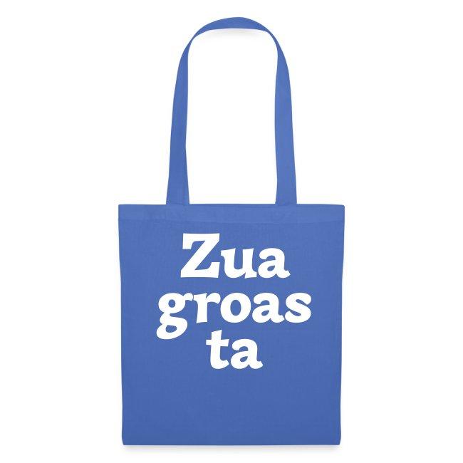 Stofftasche Zuagroasta