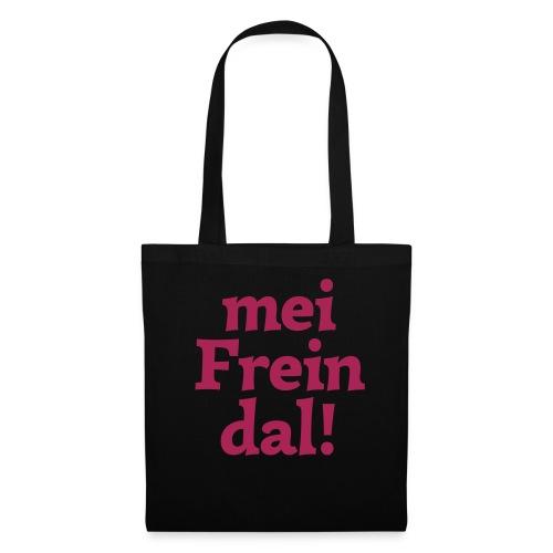 Stofftasche mei Freindal - Stoffbeutel